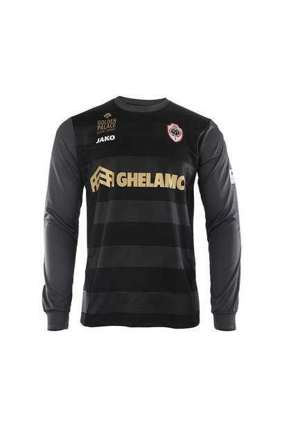 RAFC Keeper Shirt Leeds 2019/20 - Zwart/Antraciet