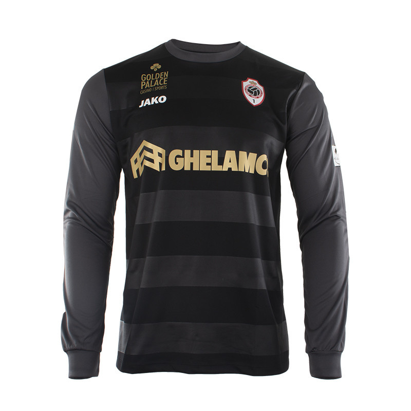 RAFC Keeper Shirt Leeds 2019/20 - Zwart/Antraciet-1