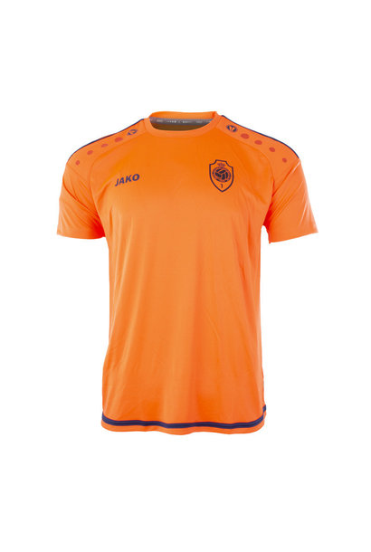 RAFC T-shirt Striker 2.0 - Flame/Navy