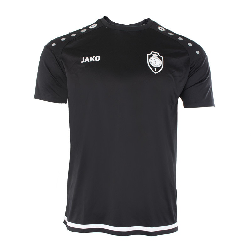 RAFC T-shirt Striker 2.0 - Zwart/Wit-1