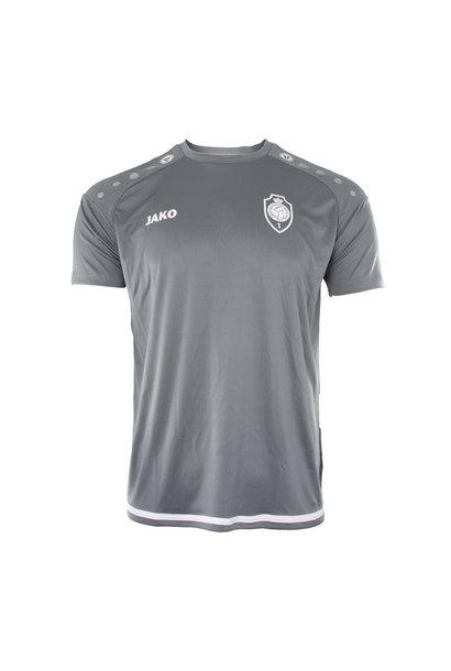 RAFC T-shirt Striker 2.0 - SteenGrijs/Wit