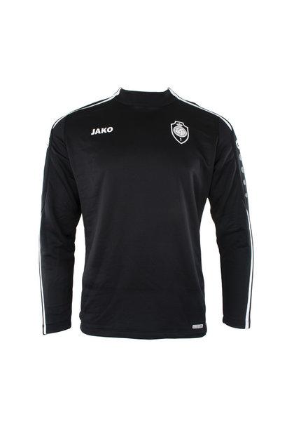 RAFC Sweater zonder kap Striker 2.0 - Zwart/Wit