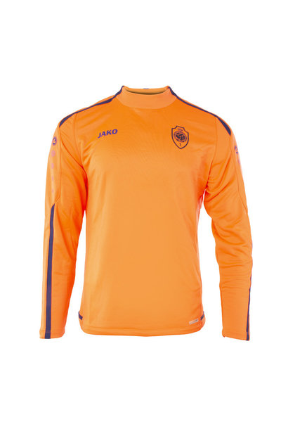 RAFC Sweater zonder kap Striker 2.0 - Flame/Navy