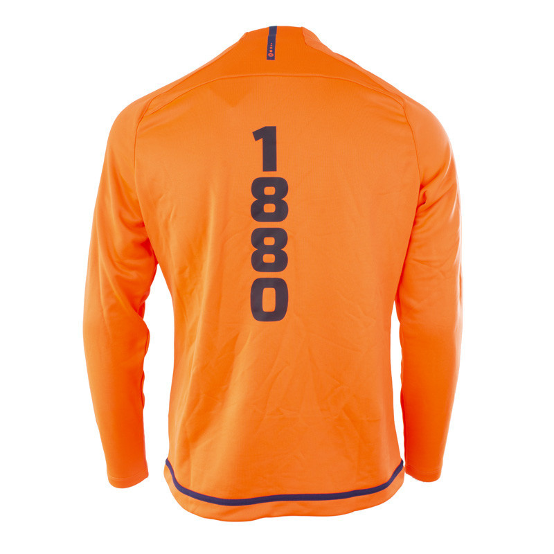 RAFC Sweater zonder kap Striker 2.0 - Flame/Navy-2