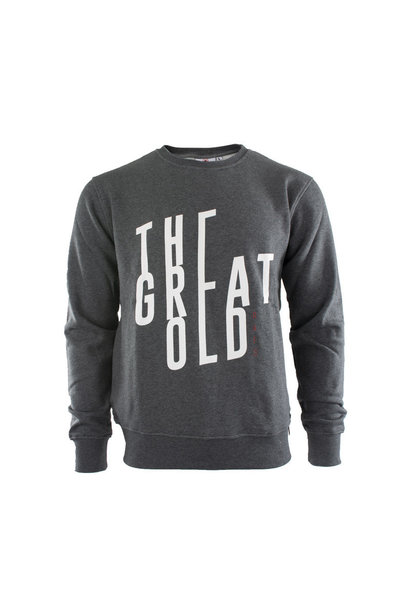 RAFC Sweater THE GREAT OLD - Grijs
