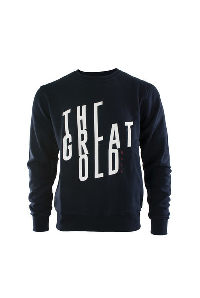 RAFC Sweater THE GREAT OLD - Navy