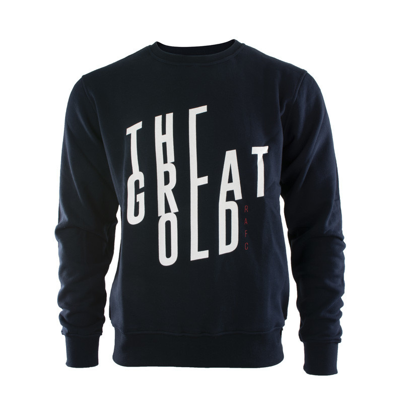 RAFC Sweater THE GREAT OLD - Navy-1