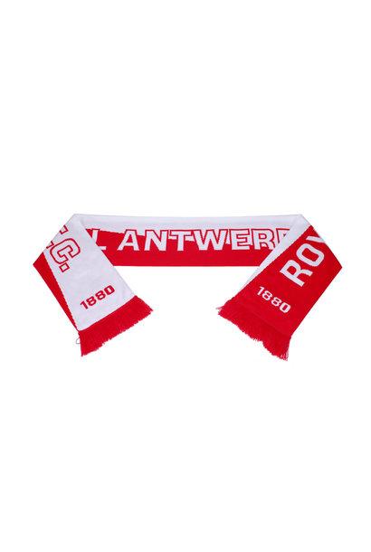 Antwerp Official Sjaal - Royal Antwerp FC - Rood/Wit