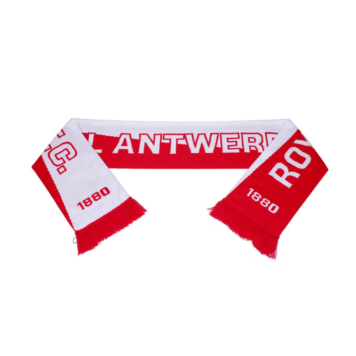 Antwerp Official Sjaal - Royal Antwerp FC - Rood/Wit-1