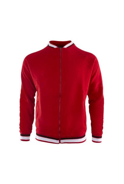 RAFC Jacket - Rood