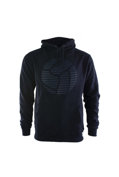 RAFC Hooded Sweater Retro Ball - Navy