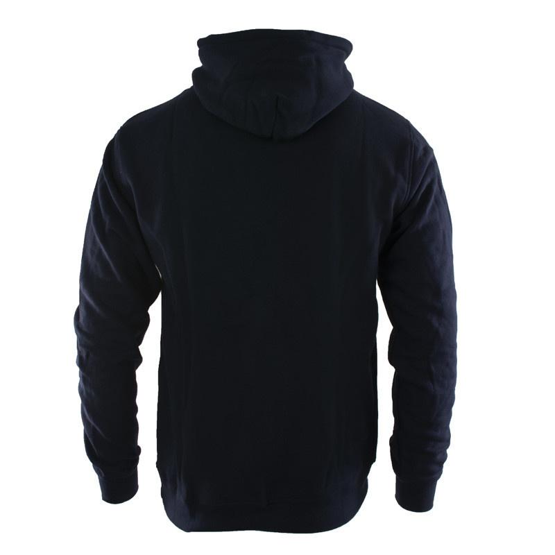 RAFC Hooded Sweater Retro Ball - Navy-2