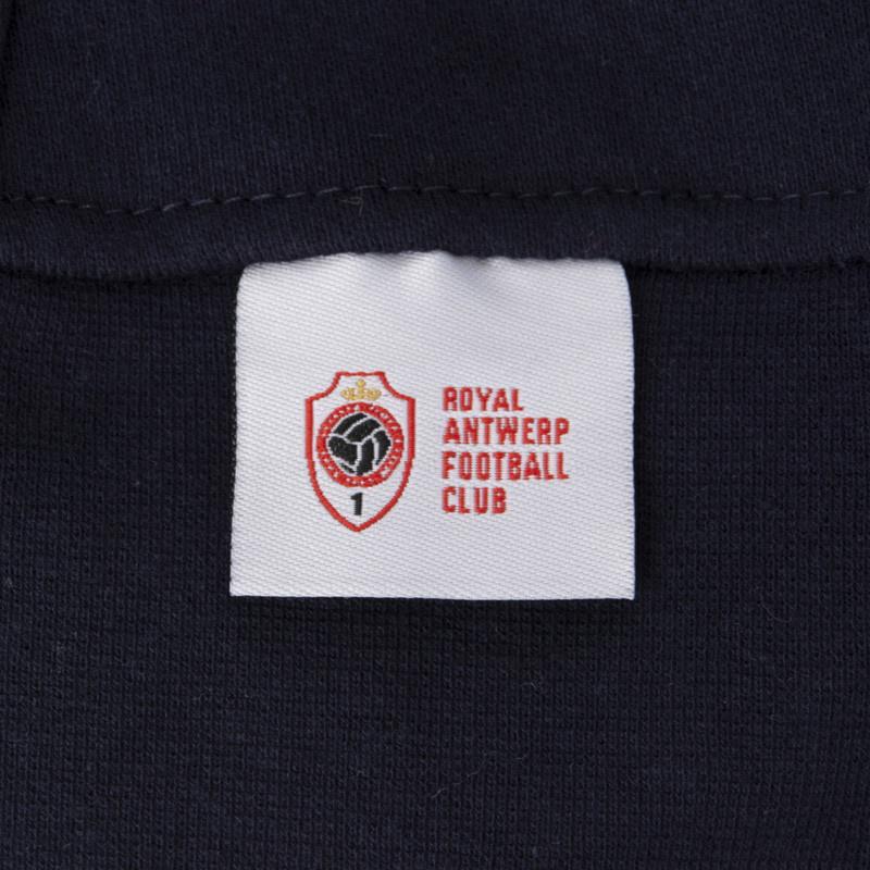 RAFC Hooded Sweater Retro Ball - Navy-3