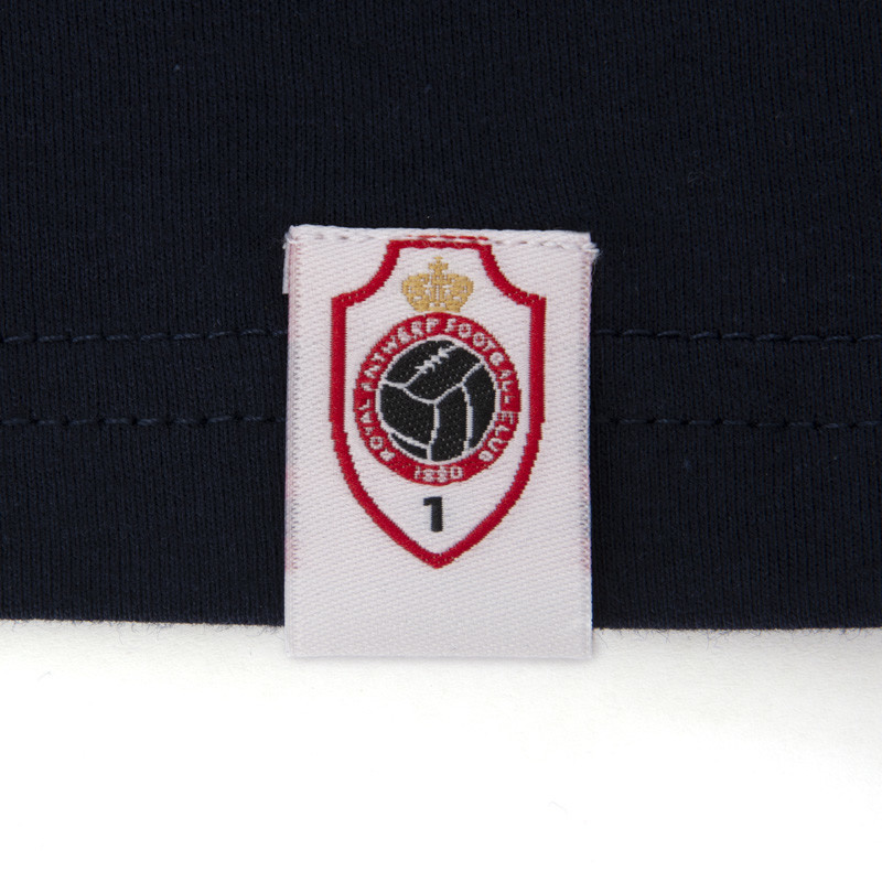 RAFC T-shirt Retro Ball - Navy-3