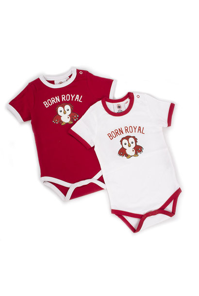 RAFC Baby Body Duo Pack - Born Royal