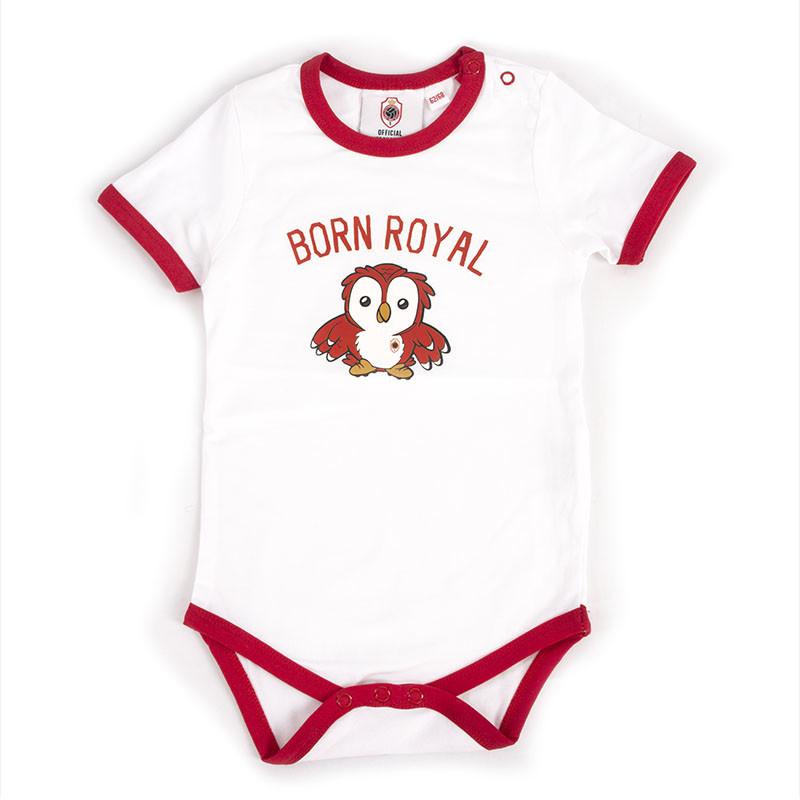 RAFC Baby Body Duo Pack - Born Royal-3