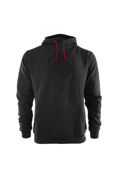 RAFC Hooded Sweater Shield - Charcoal