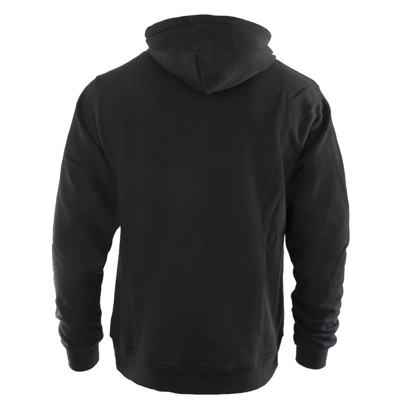 RAFC Hooded Sweater Shield - Charcoal-2