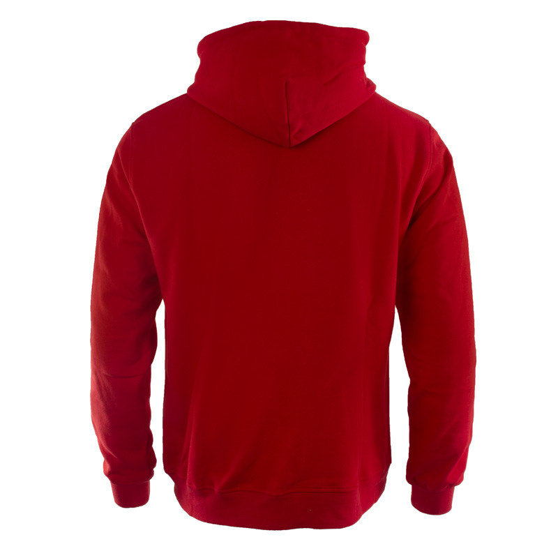 RAFC Hooded Sweater Retro Ball - Rood-2