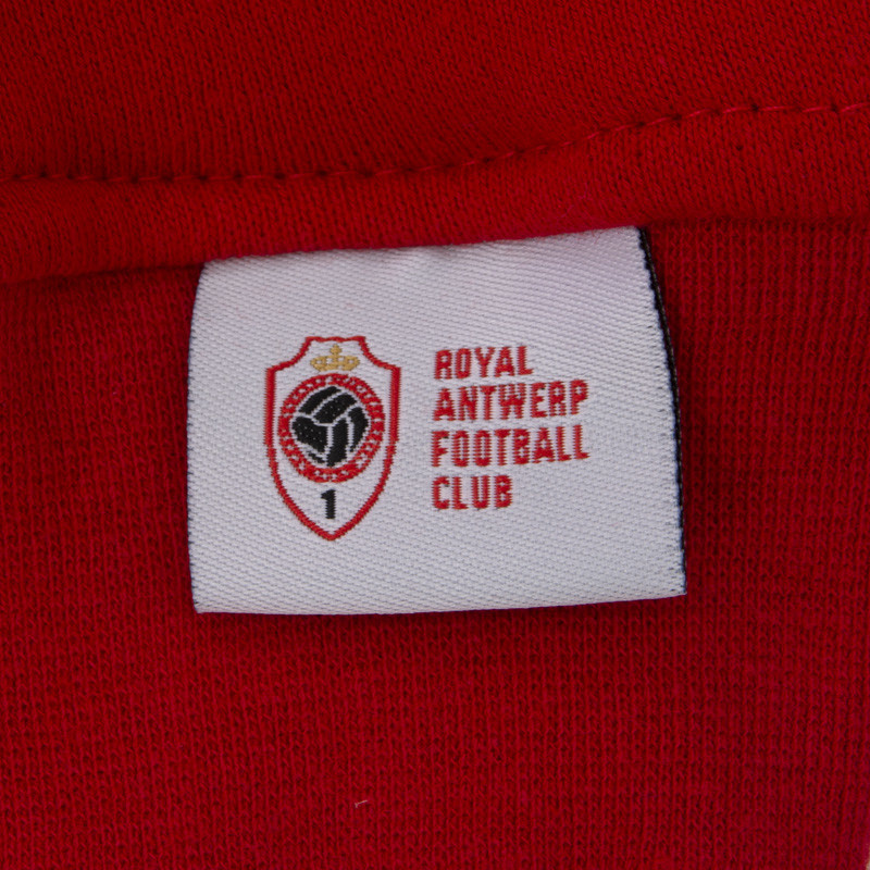 RAFC Hooded Sweater Retro Ball - Rood-3