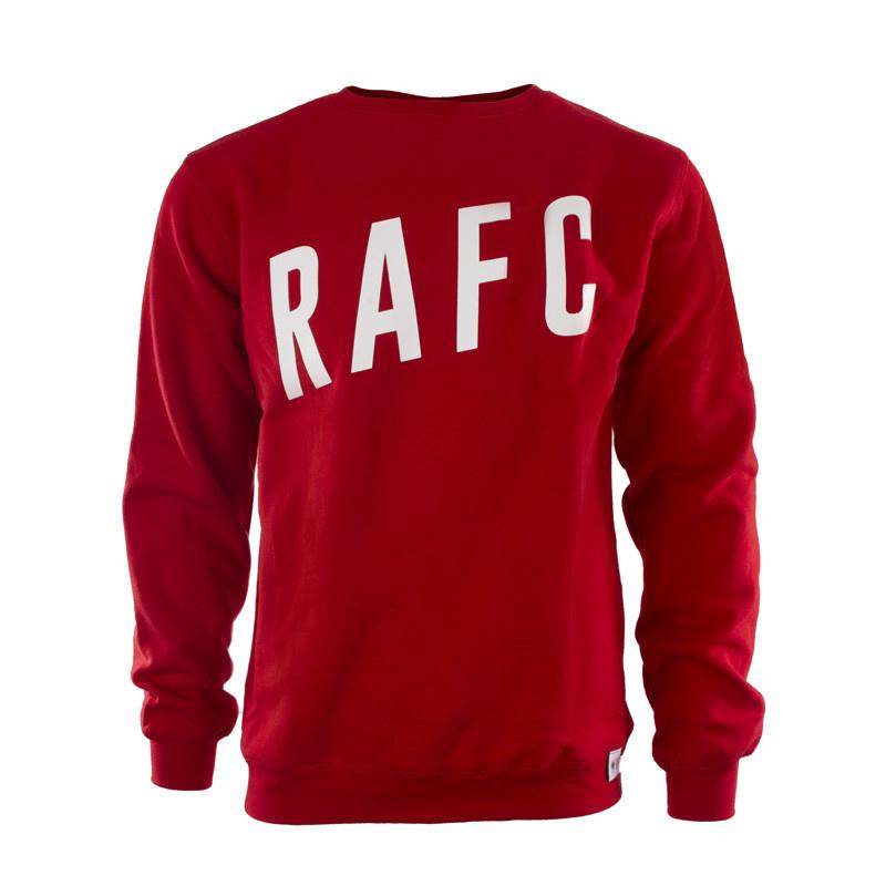 RAFC Sweater - Rood-1