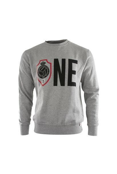 RAFC Sweater ONE - Grijs