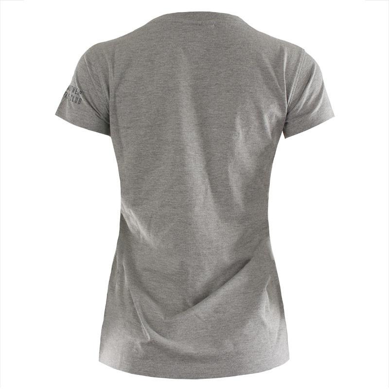 RAFC T-shirt Ladies ONE - Grijs-2