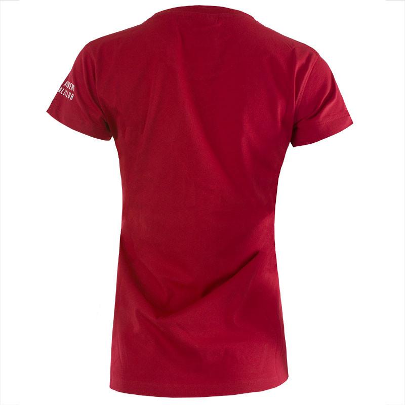RAFC T-shirt Ladies ONE - Rood-2