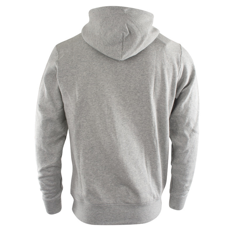 RAFC Hooded Sweater Blanco Shield - Grijs-2