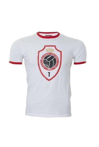 RAFC T-shirt 'Logo vintage'