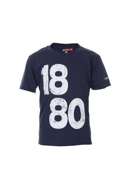 RAFC T-shirt '1880 vintage' Kids - Navy