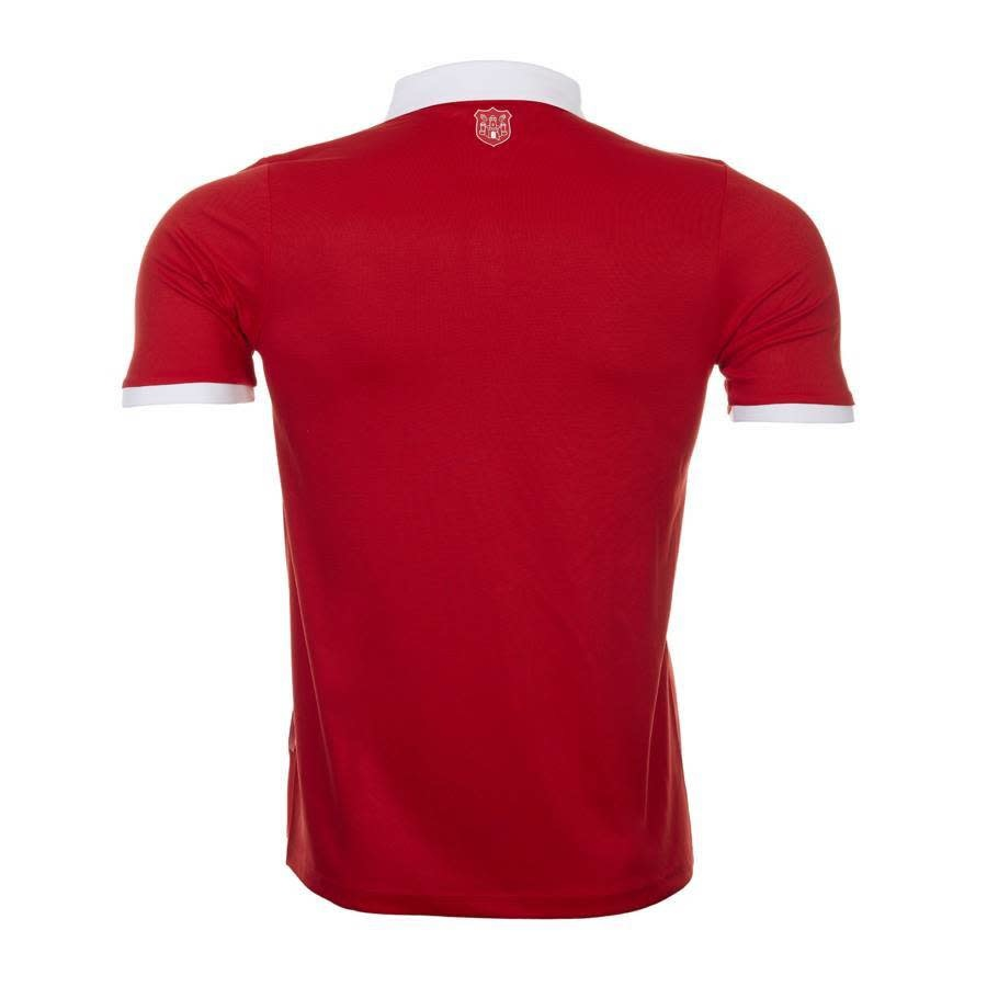 RAFC Retroshirt 'Kroon' Kids - Rood-2