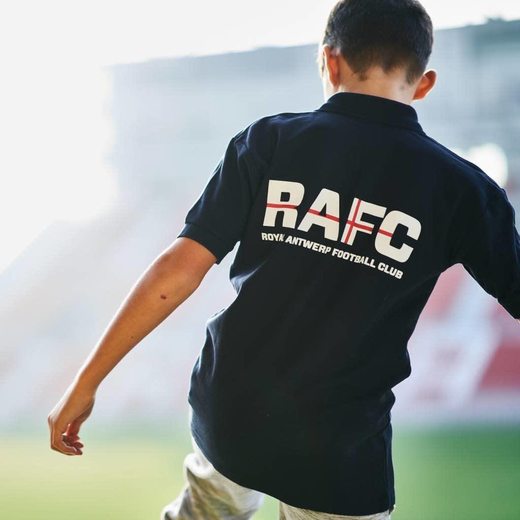 RAFC Polo RAFC Kids - Blauw-3
