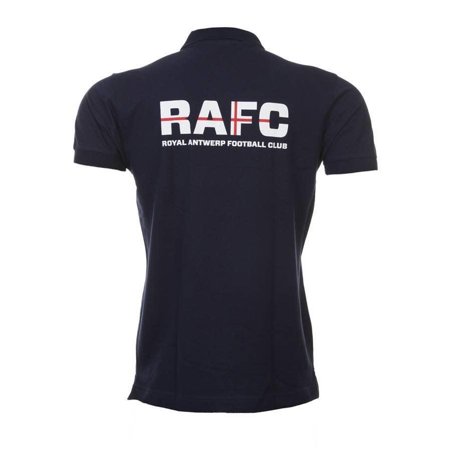 RAFC Polo RAFC Kids - Blauw-2