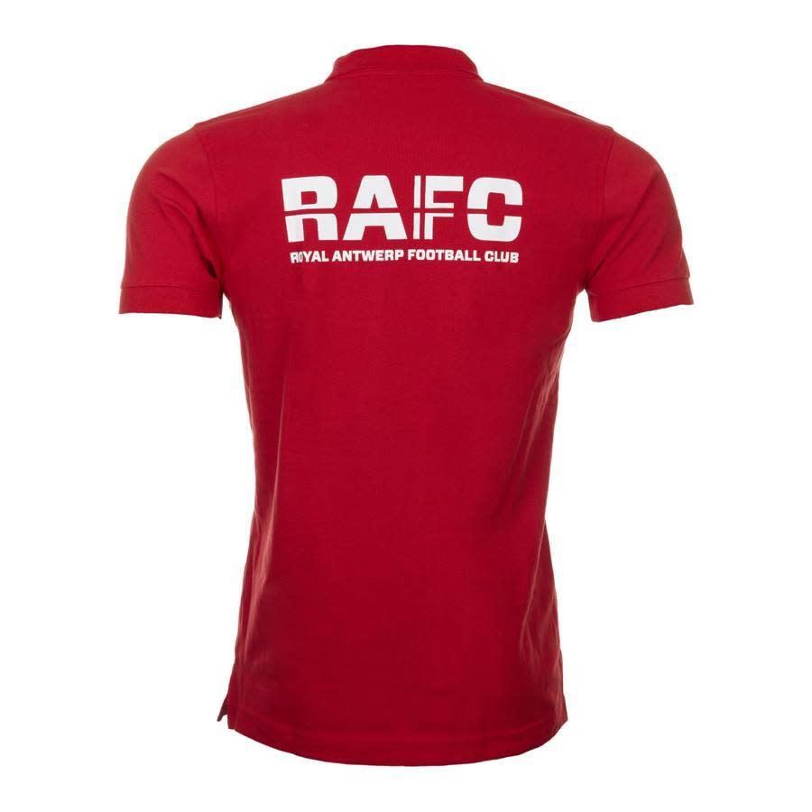RAFC Polo RAFC Kids - Rood-2