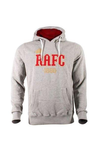 RAFC Hoodie 'RAFC 1880' - Grijs