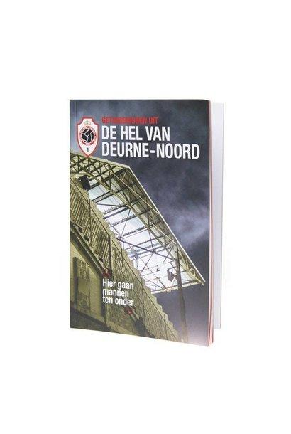 RAFC Boek Paperback - De Hel Van Deurne-Noord
