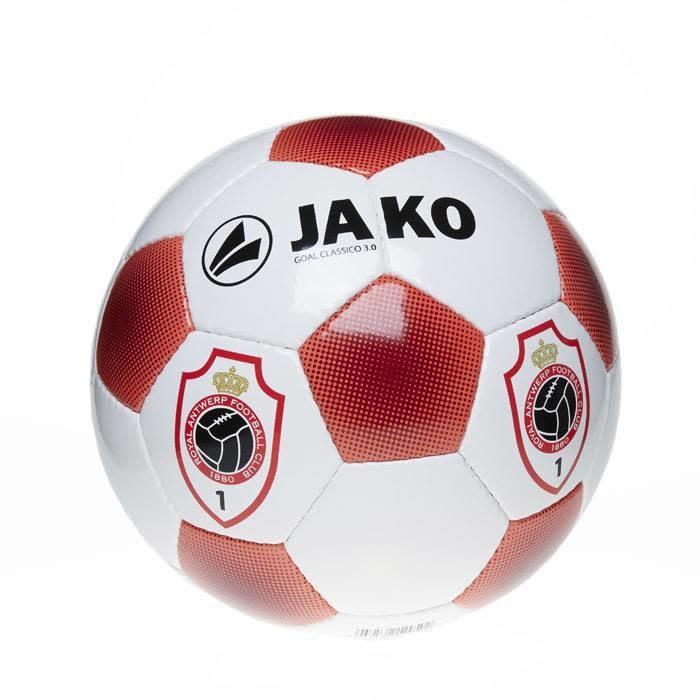 RAFC Voetbal - Embleem - Maat 5-1