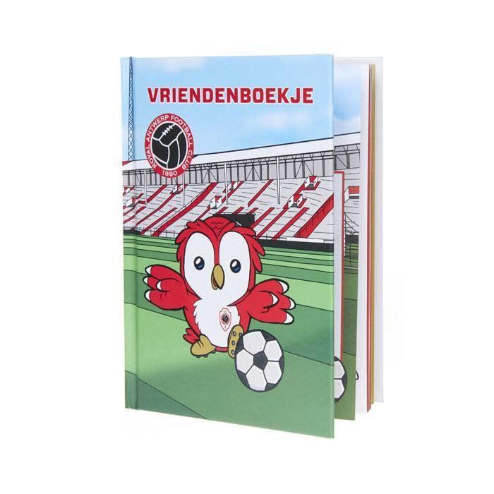 RAFC Vriendenboekje Bosuiltje-1