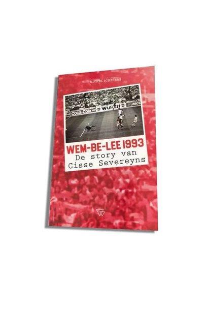RAFC Boek Paperback 'Wem-be-lee 1993'