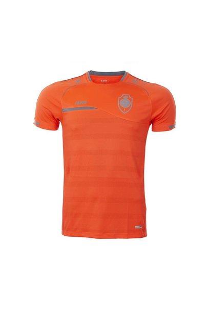 RAFC T-shirt 'Prestige 1880' - Flame/Steengrijs