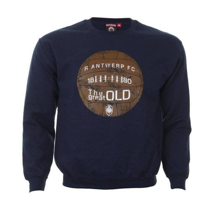 RAFC Sweater 'The Great Old' Kids - Navy-1