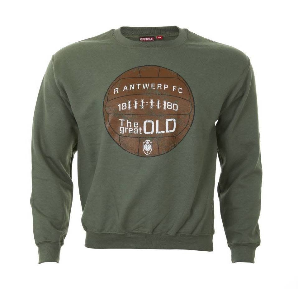 RAFC Sweater 'The Great Old' Kids - Military-1