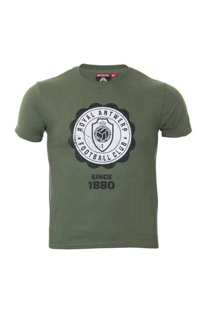 RAFC T-shirt 'Since 1880' - Military