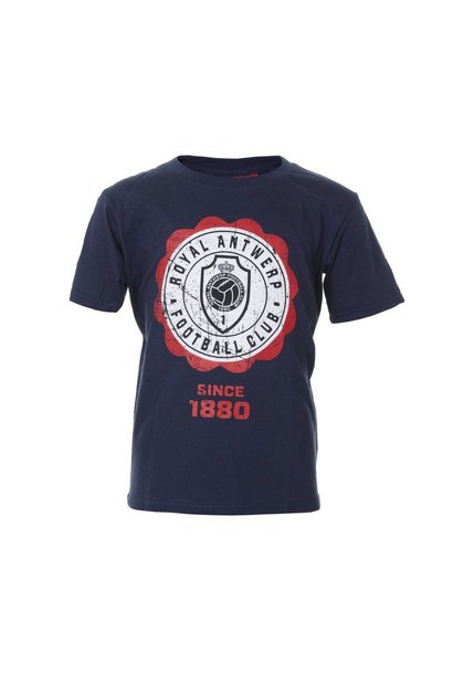 RAFC T-shirt 'Since 1880' Kids - Navy