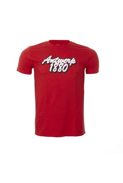 RAFC T-shirt 'Antwerp 1880'