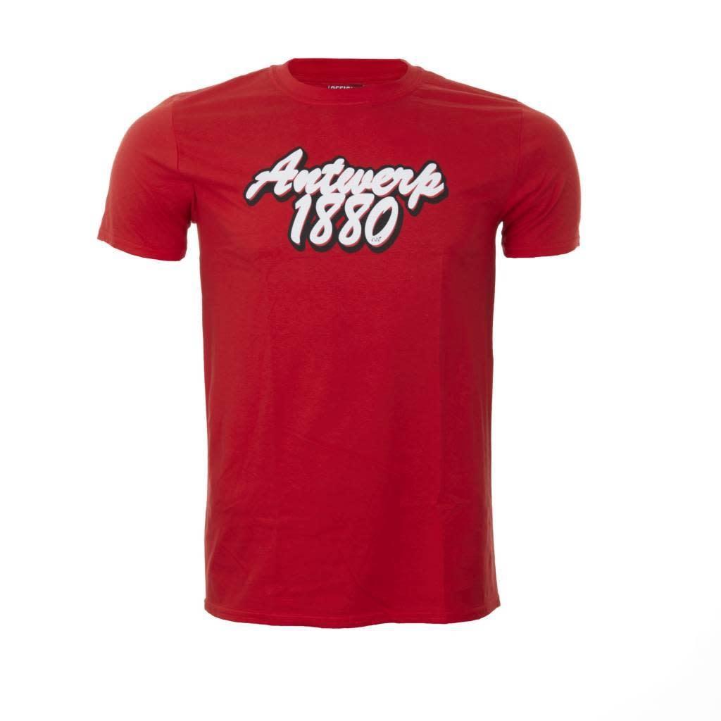 RAFC T-shirt 'Antwerp 1880'-1