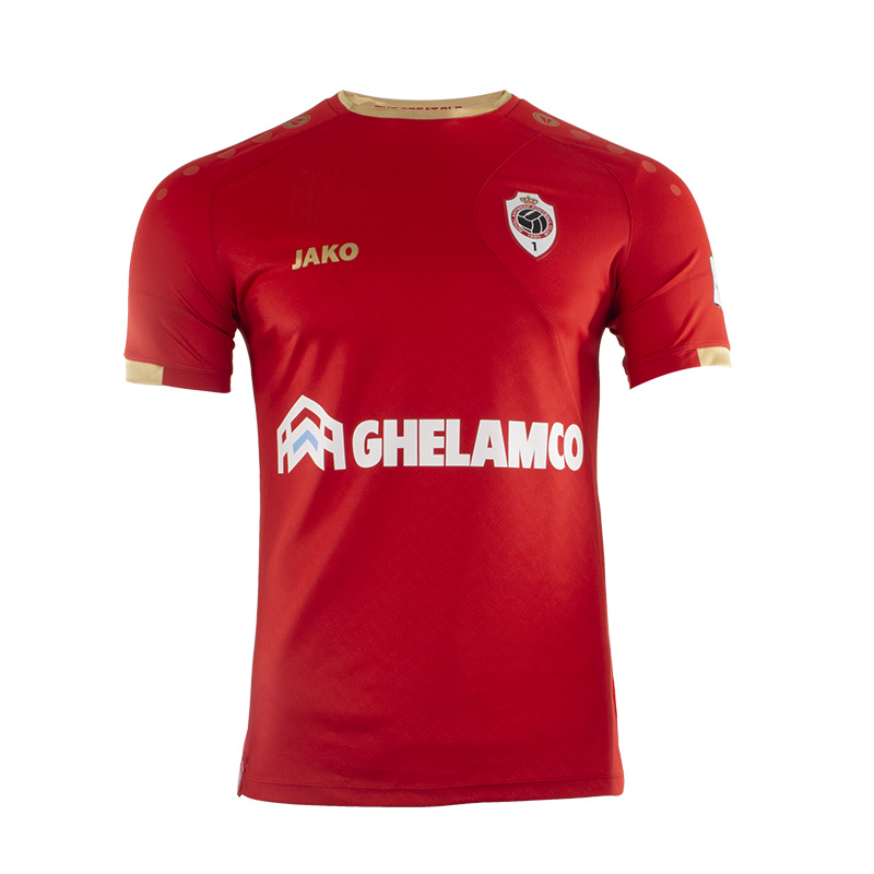 RAFC Home Shirt Kids 2019/20 - Rood-1