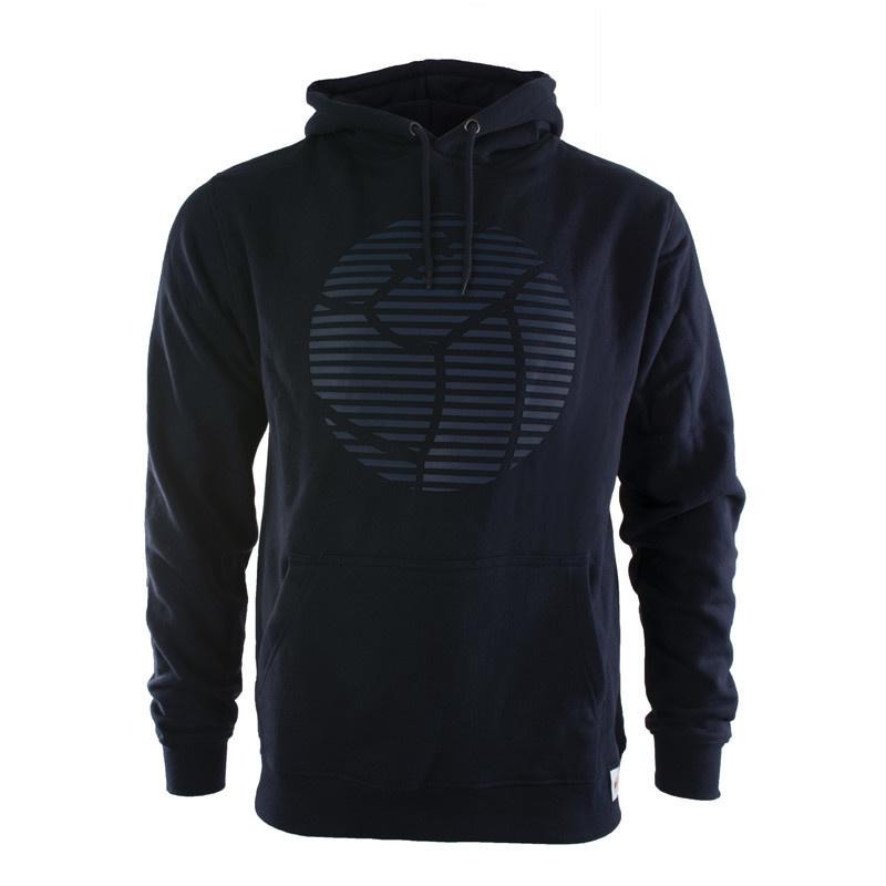 RAFC Hooded Sweater Retro Ball - Navy-5