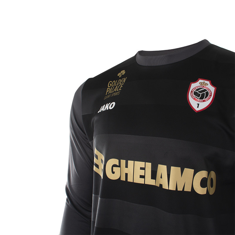 RAFC Keeper Shirt Leeds 2019/20 - Zwart/Antraciet-4